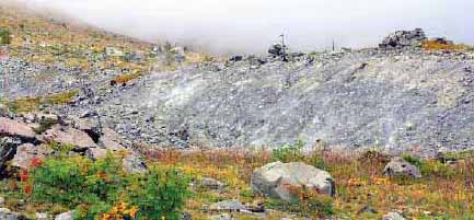 gypsum in landfills