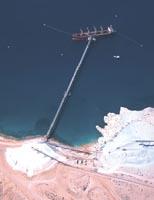 gypsum ship loader