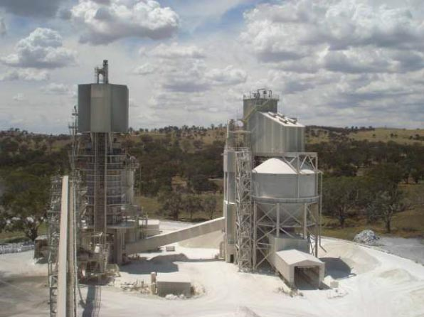 Sibelco Buys Galong Lime Plant Regyp Recycling