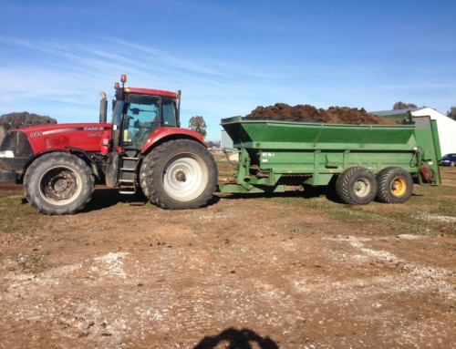 Manure Spreading